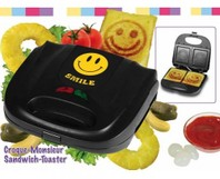 "1526 Toaster croque ""smile"" 650W"