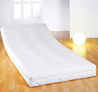 1723 Matras 140x200cm anti allergie & anti stress / 7 zones