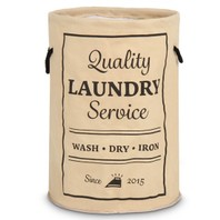 003851 Wasmand beige laundry service