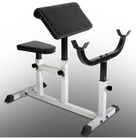 1011 Fitness curlbank trainer fitness