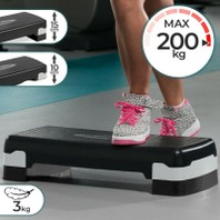 0437H Step stepper fitness stepup