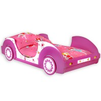 0882 Kinderbed roze