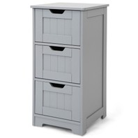 8052 Ladenkast grijs commode kommode