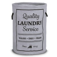 003851 Wasmand grijs laundry service1