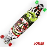 0003811B Skateboard longboard The Joker