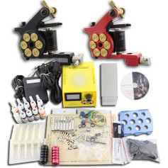 1114 Tattoo kit Compleet Tattoo Kit Tattoo Machine naalden