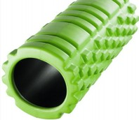 990001247Z Yoga massagerol foamroller groen training